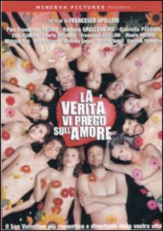La verità vi prego sull'amore di Francesco Apolloni - DVD