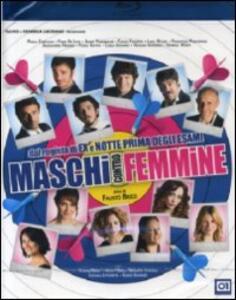 Maschi contro femmine di Fausto Brizzi - Blu-ray