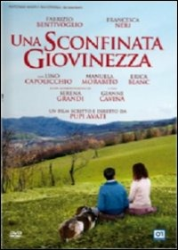 Cover Dvd Una sconfinata giovinezza