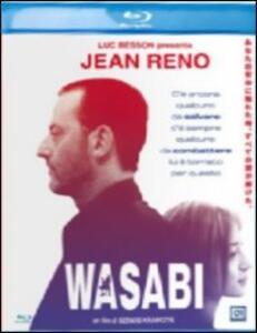 Wasabi di Gerard Krawczyk - Blu-ray