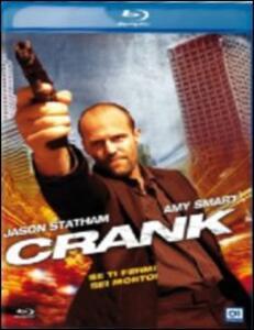 Crank di Mark Neveldine,Brian Taylor - Blu-ray