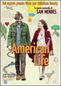 Cover Dvd American Life