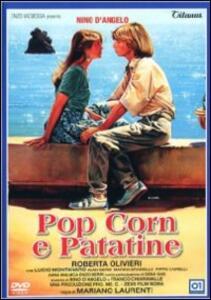 Pop corn e patatine di Mariano Laurenti - DVD