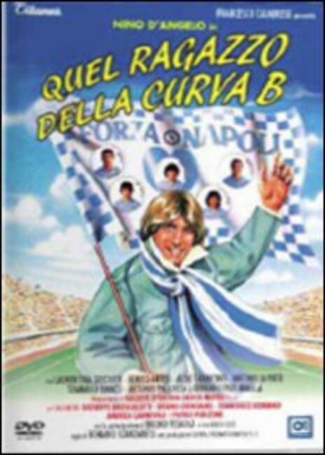 Quel ragazzo della curva B di Romano Scandariato - DVD