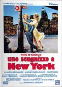 Uno scugnizzo a New York di Mariano Laurenti - DVD
