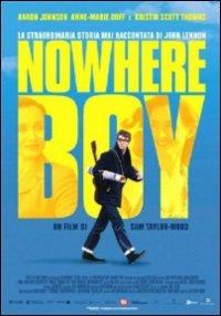 Cover Dvd Nowhere Boy