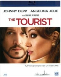 Cover Dvd The Tourist
