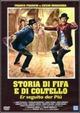 Cover Dvd DVD Storia di fifa e di coltello - Er seguito der Più