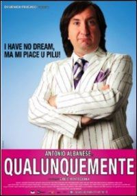 Cover Dvd Qualunquemente (DVD)