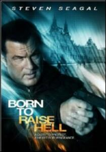 Born to Raise Hell di Lauro Chartrand - DVD