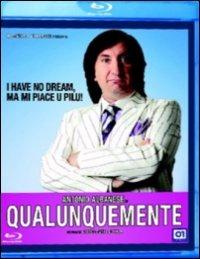 Cover Dvd Qualunquemente (Blu-ray)