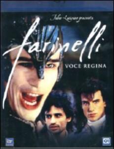 Farinelli. Voce Regina di Gerard Corbiau - Blu-ray