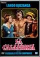 Cover Dvd DVD La calandria
