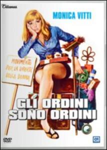 Gli ordini sono ordini di Franco Giraldi - DVD