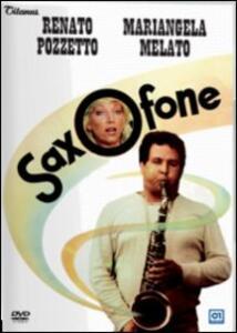 Saxofone di Renato Pozzetto - DVD