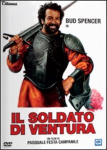 Il soldato di ventura di Pasquale Festa Campanile - DVD