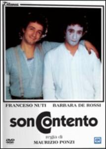 Son contento di Maurizio Ponzi - DVD