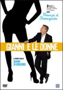 Gianni e le donne di Gianni Di Gregorio - DVD