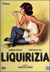 Liquirizia di Salvatore Samperi - DVD