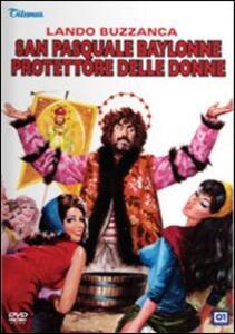 San Pasquale Baylonne, protettore delle donne di Luigi Filippo D'Amico - DVD