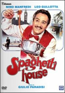 Spaghetti House di Giulio Paradisi - DVD