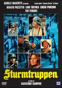 Sturmtruppen di Salvatore Samperi - DVD