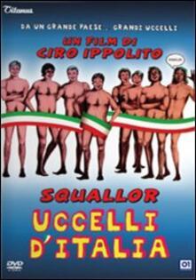 Uccelli d'Italia di Ciro Ippolito - DVD