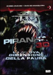 Piranha 3D (2 DVD) di Alexandre Aja