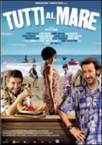 Tutti al mare di Matteo Cerami - DVD
