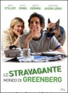 Lo stravagante mondo di Greenberg di Noah Baumbach - DVD