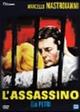 Cover Dvd DVD L'assassino