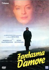 Cover Dvd Fantasma d'amore (DVD)