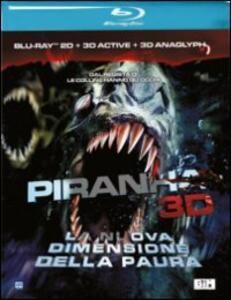 Piranha 3D (Blu-ray + Blu-ray 3D) di Alexandre Aja