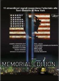Cover Dvd 11 settembre 2001 (DVD)