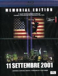 Cover Dvd 11 settembre 2001 (Blu-ray)