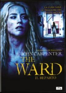 The Ward. Il reparto di John Carpenter - DVD