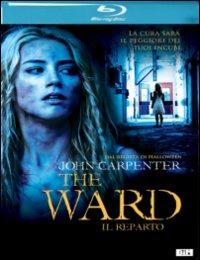 Cover Dvd Ward. Il reparto (Blu-ray)