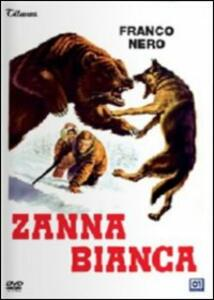 Zanna Bianca di Lucio Fulci,Tonino Ricci - DVD