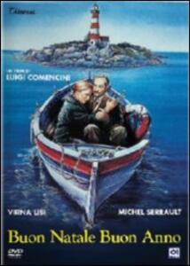 Buon Natale, buon anno di Luigi Comencini - DVD