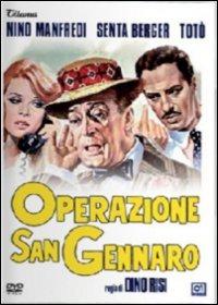 Cover Dvd Operazione San Gennaro (DVD)