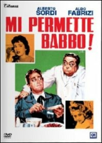 Cover Dvd Mi permette, babbo! (DVD)