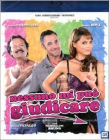 Nessuno mi può giudicare di Massimiliano Bruno - Blu-ray