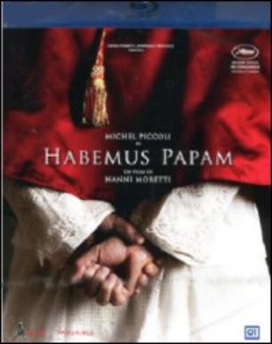 Habemus Papam di Nanni Moretti - Blu-ray