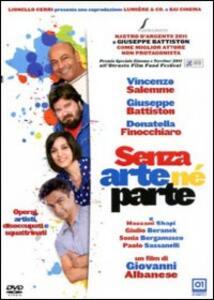Senza arte né parte di Giovanni Albanese - DVD