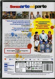 Senza arte né parte di Giovanni Albanese - DVD - 2