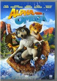 Cover Dvd Alfa e Omega (DVD)