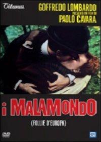 Cover Dvd malamondo (DVD)