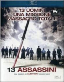 13 assassini di Takashi Miike - Blu-ray