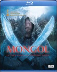 Mongol. La vera storia di Genghis Khan di Sergej Bodrov - Blu-ray