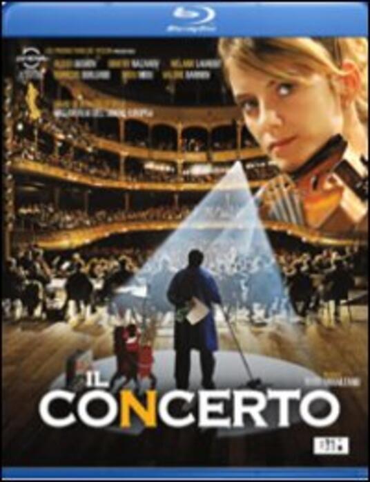 Il concerto di Radu Mihaileanu - Blu-ray
